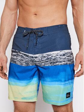 """Quiksilver Quiksilver Σορτς κολύμβησης Surfsilk Panel 18"""" EQYBS04584 Σκούρο μπλε Regular Fit"""