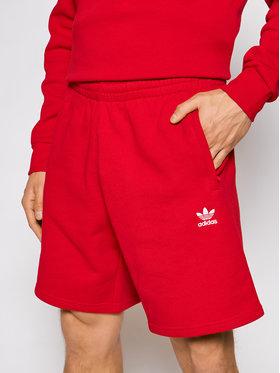 adidas adidas Sport rövidnadrág Loungewear Trefoil Essentials GD2556 Piros Regular Fit