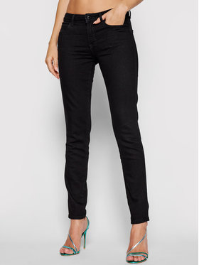 Guess Guess Jeans Curve X W1YAJ2 D4F51 Nero Shaping Fit