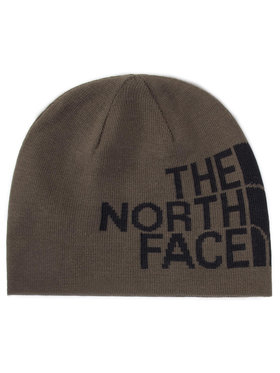 The North Face The North Face Bonnet Rvsbl Tnf Banner Bne NF00AKNDBQW Vert