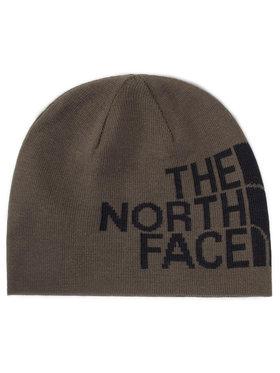 The North Face The North Face Sapka Rvsbl Tnf Banner Bne NF00AKNDBQW Zöld
