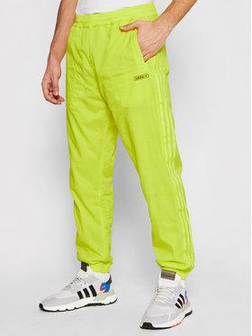 adidas adidas Pantaloni da tuta Reverse Track GN3821 Giallo Regular Fit