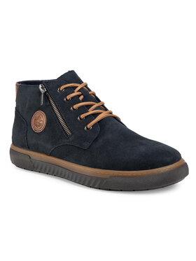 Rieker Rieker Auliniai batai 37931-14 Tamsiai mėlyna