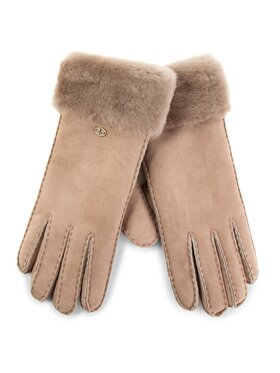 EMU Australia EMU Australia Дамски ръкавици Apollo Bay Gloves Кафяв