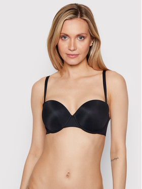 SPANX SPANX Reggiseno a balconcino Up For Anything Strapless™ 30022R Nero