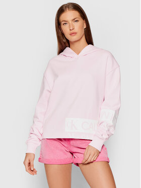 Calvin Klein Jeans Calvin Klein Jeans Felpa J20J215262 Rosa Regular Fit