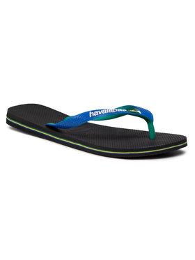 Havaianas Havaianas Σαγιονάρες Brasil Mix Fc 41232063768 Μπλε