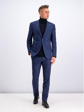 Digel Digel Pantalon de costume 1290182 Bleu marine Regular Fit