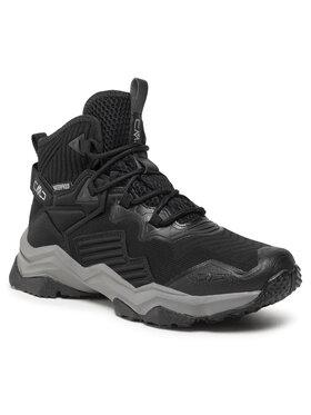 CMP CMP Trekingová obuv Yoke Wp Hiking Shoe 31Q9567 Čierna