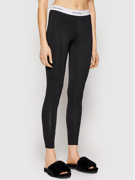 Calvin Klein Underwear Calvin Klein Underwear Legíny 0000D1632E Černá Slim Fit
