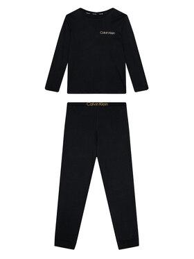 Calvin Klein Underwear Calvin Klein Underwear Pižama B70B700280 Juoda