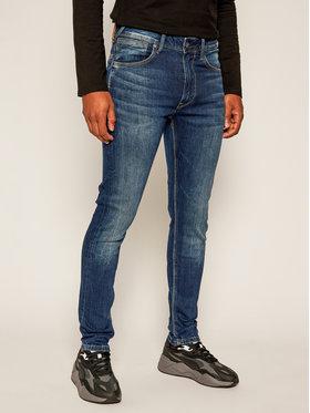 Pepe Jeans Pepe Jeans Дънки Skinny Fit Nickel PM201518 Тъмносин Skinny Fit