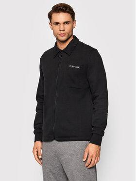 Calvin Klein Calvin Klein Суитшърт K10K107926 Черен Regular Fit