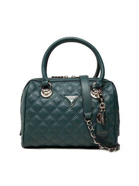 Guess Guess Дамска чанта Cessily HWEV76 79050 Зелен