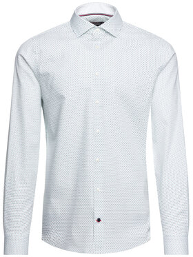 Tommy Hilfiger Tailored Tommy Hilfiger Tailored Ing TT0TT05561 Fehér Slim Fit