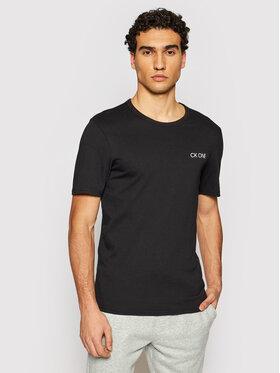 Calvin Klein Underwear Calvin Klein Underwear Póló 000NM2102E Fekete Regular Fit