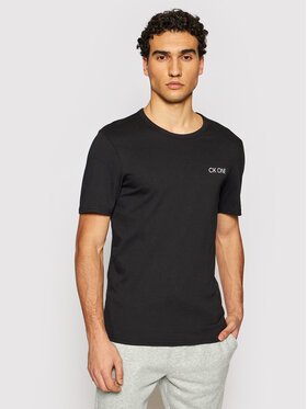 Calvin Klein Underwear Calvin Klein Underwear T-Shirt 000NM2102E Czarny Regular Fit