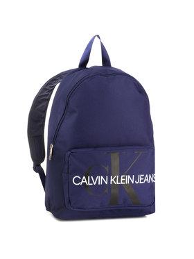 Calvin Klein Jeans Calvin Klein Jeans Kuprinė Monogram Campus Backpack 40 IU0IU00088 Tamsiai mėlyna