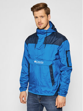 Columbia Columbia Giacca anorak Challenger 1714291 Blu Active Fit