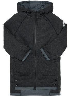 NIKE NIKE Átmeneti kabát Older Kids' Reversible Parka CU9156 Szürke Standard Fit