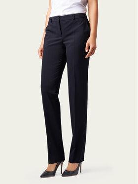 Boss Boss Pantaloni din material Tamea 50291873 Bleumarin Regular Fit