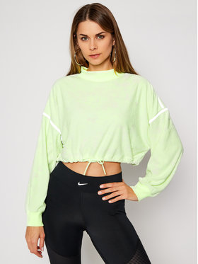 Nike Nike Sweatshirt Performance City Ready CJ4907 Vert Loose Fit