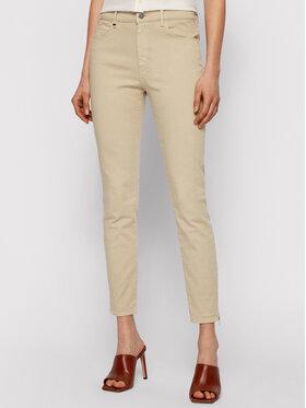 Boss Boss Jeans Crop 3.0 Canvas 50450858 Beige Skinny Fit