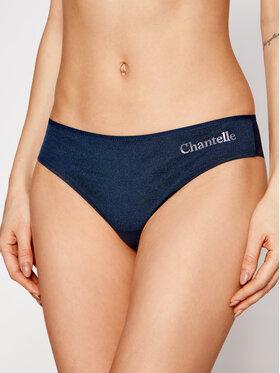 Chantelle Chantelle Brazilské kalhotky Prime C12B90 Tmavomodrá