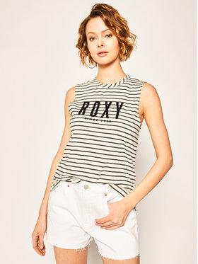 Roxy Roxy Top Are You Gonna Be My Friend ERJZT04812 Beige Regular Fit