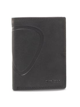 Strellson Strellson Veľká pánska peňaženka Baker Street 4010000224 Čierna