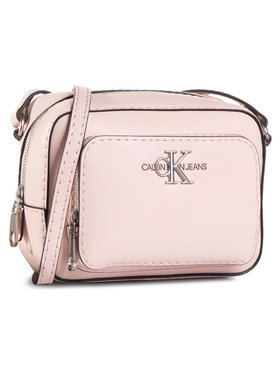 Calvin Klein Jeans Calvin Klein Jeans Kabelka Camera K60K606846 Růžová