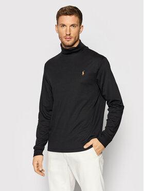 Polo Ralph Lauren Polo Ralph Lauren Golf 710760126001 Czarny Regular Fit