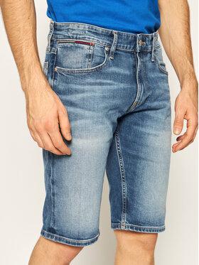 Tommy Jeans Tommy Jeans Džínsové šortky Ronne DM0DM07962 Modrá Relaxed Fit