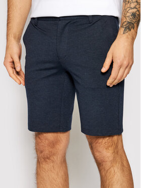 Only & Sons ONLY & SONS Pantaloncini di tessuto Mark 22018669 Blu scuro Regular Fit