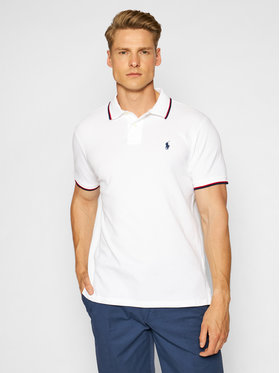 Polo Ralph Lauren Polo Ralph Lauren Polohemd Classics 710842621002 Weiß Slim Fit