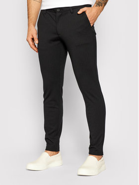 Only & Sons ONLY & SONS Hlače Mark 22013727 Crna Slim Fit