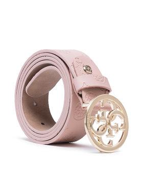 Guess Guess Moteriškas Diržas Bea Belts BW7504 VIN35 Rožinė