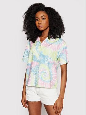 Vans Vans Koszula Spiraling Kolorowy Regular Fit