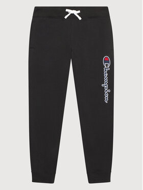Champion Champion Pantalon jogging 305769 Noir Regular Fit
