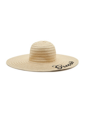 Guess Guess Cappello Not Coordinated Hats AW8616 COT01 Beige