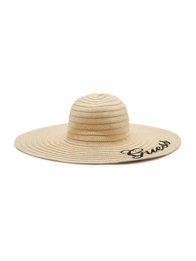 Guess Guess Skrybėlė Not Coordinated Hats AW8616 COT01 Smėlio