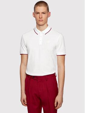 Boss Boss Polo Parlay 101 50445486 Blanc Regular Fit