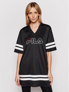 Fila Fila T-Shirt Jala 683299 Černá Oversize