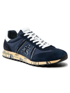 Premiata Premiata Sneakersy Lucy 5151 Granatowy