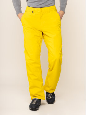 Quiksilver Quiksilver Spodnie snowboardowe Estete EQYTP03116 Żółty Modern Fit
