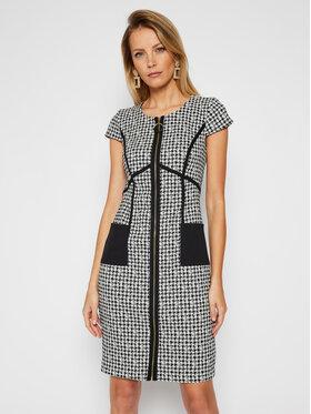 DKNY DKNY Úpletové šaty DD0GD737 Barevná Slim Fit