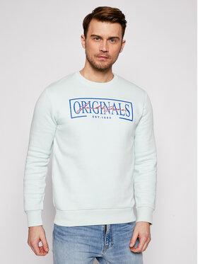 Jack&Jones Jack&Jones Sweatshirt Faster 12188172 Grün Regular Fit
