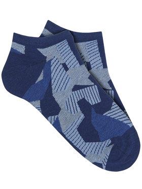 Vistula Vistula Pánské nízké ponožky Cherito XZ1123 Modrá