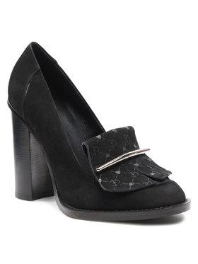 Eva Minge Eva Minge Pantofi EM-41-09-001143 Negru