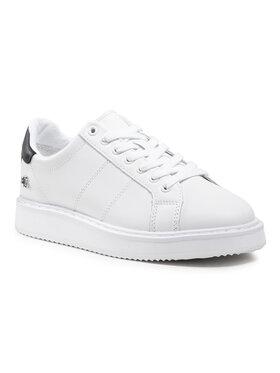 Lauren Ralph Lauren Lauren Ralph Lauren Sneakersy Angeline II 802836456004 Biały